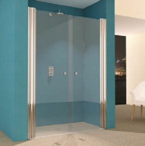 Frameless Wet Room Shower Doors From Unishower