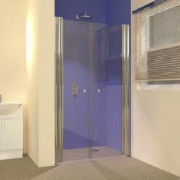 Wet Room Shower Doors Straight