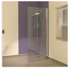 Wet room vinyl flooring screens for Wet room vinyl flooring